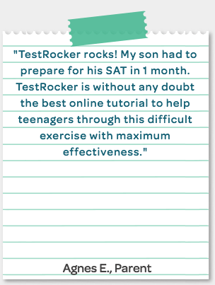 review of online sat prep