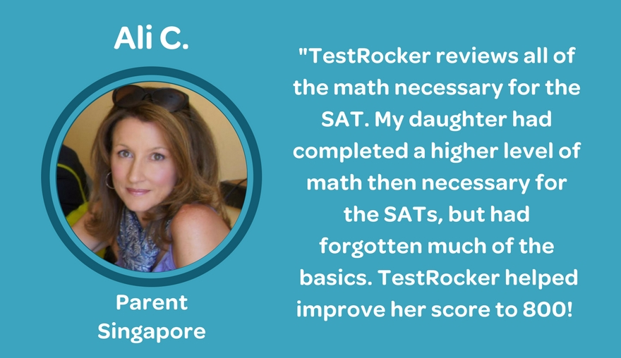 TestRocker singapore test prep review