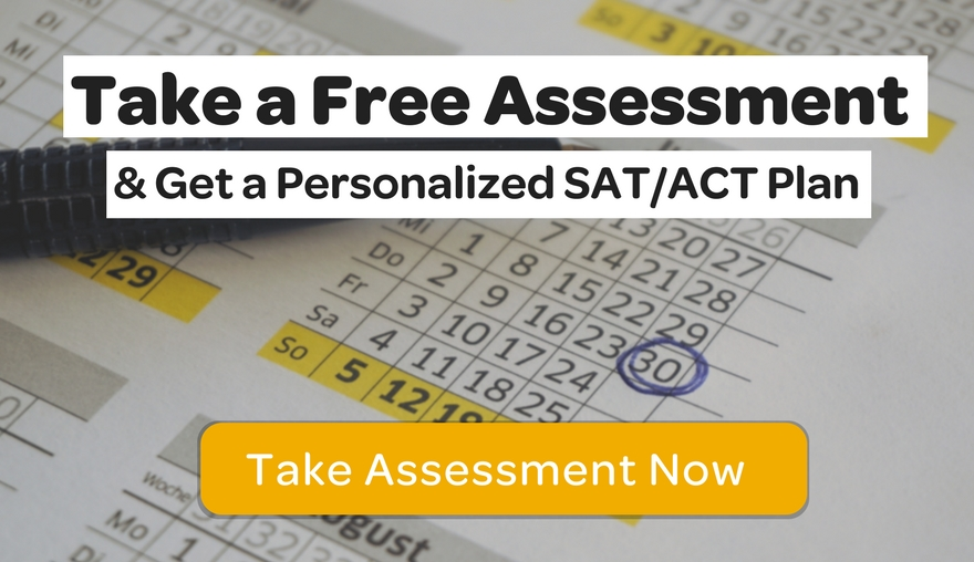 sat act free assessment